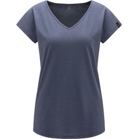 Haglöfs Camp T-shirt Dames, dense blue